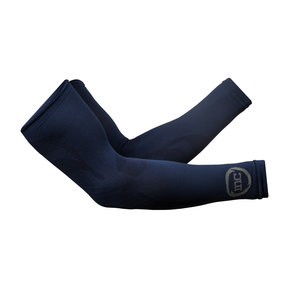Competition Compressie Arm Sleeves - Donkerblauw