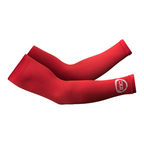 Competition Compressie Arm Sleeves - Rood