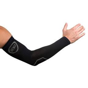 PRO Compressie Arm Sleeves - Zwart / Grijs