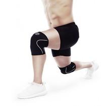 Rehband RX Knee sleeves 7 mm - Zwart