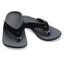 Spenco Slippers Yumi - Zwart