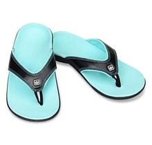 Spenco Slippers Yumi dames - Nightlight / Mint