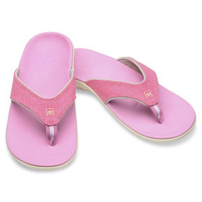 Slippers Yumi dames - Canvas pink