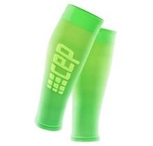 CEP Ultralight calf sleeves - viper/groen