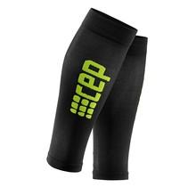 CEP Ultralight calf sleeves - zwart/groen