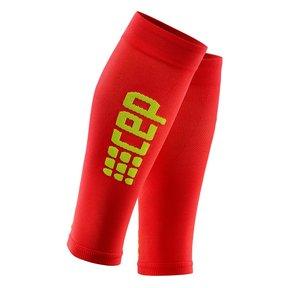 Ultralight calf sleeves - rood/groen