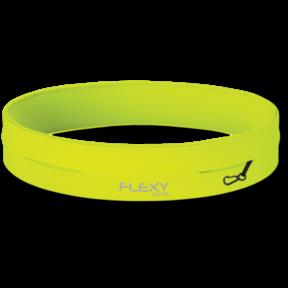 Flexi Smart Belt - neon groen