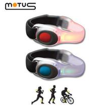 Motus Valo Safety LED reflectie armband
