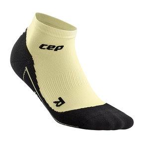 Compressie low-cut socks dames - lunges lemon
