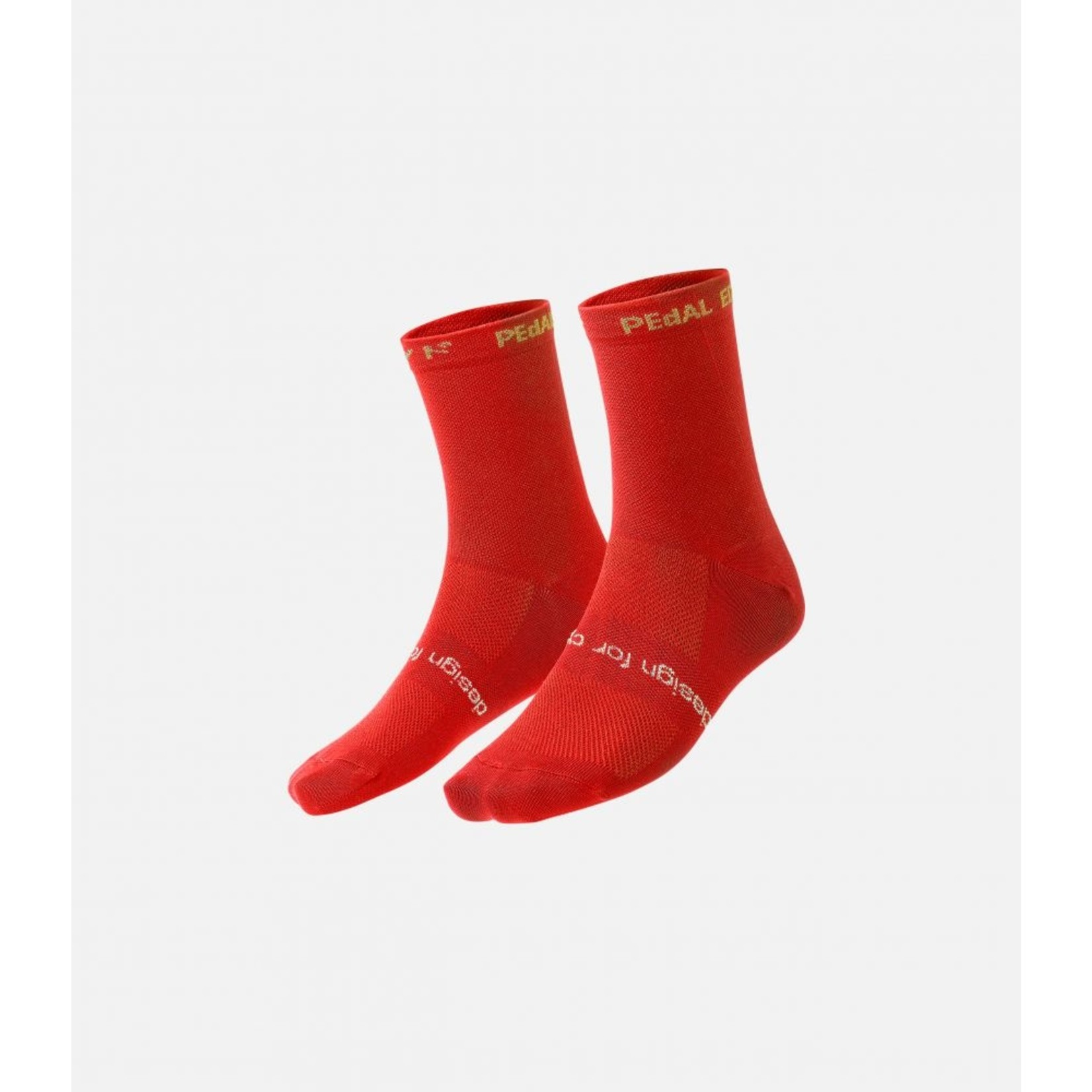 PEdALED PEdALED Yurei regular socks S red