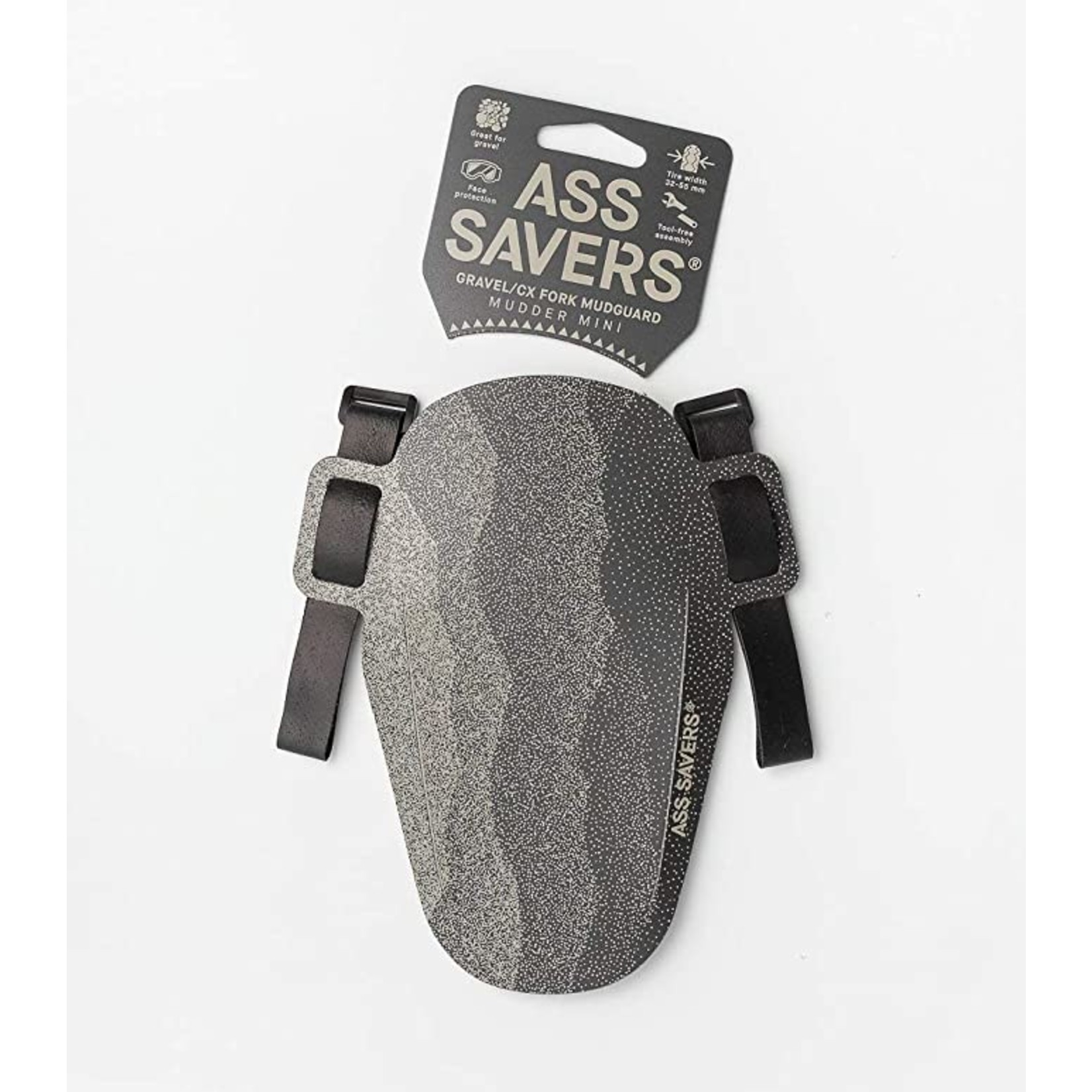 Ass Saver Spatbord Ass Saver Mudder Mini Detour
