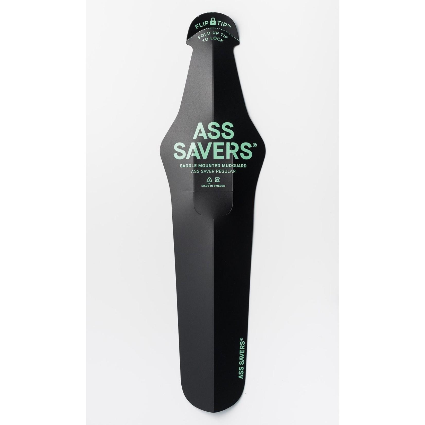 Ass Saver Spatbord Ass Saver Regular zwart of wit