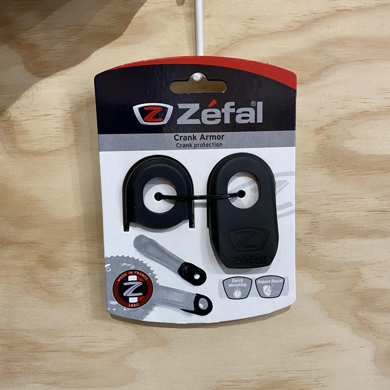 Zefal Crankbeschermer Zefal Crank Armor zwart