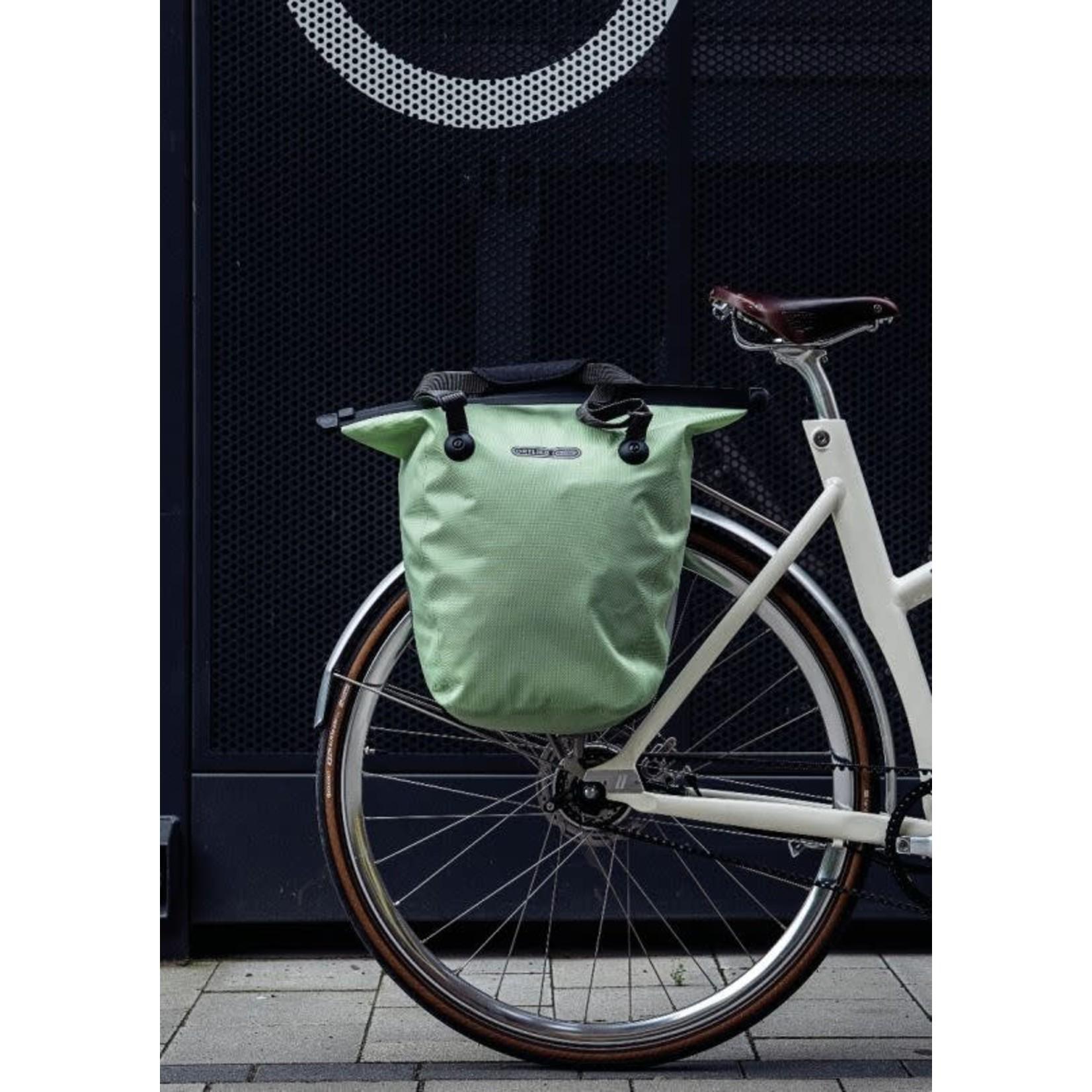 Ortlieb Fietstas Ortlieb Bike-Shopper QL2.1 20 L pistachio