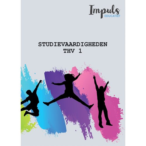 Impuls Educatief Studievaardigheden THV -1