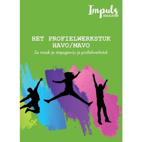 Impuls Educatief Het profielwerkstuk voor HAVO en VWO
