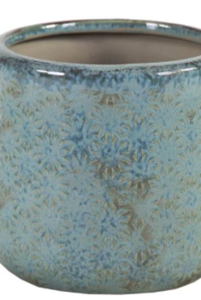 Pot Sophia d12,5cm h11cm celadon