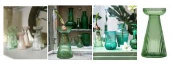 Hyacintenglas groen van De Weldaad-2