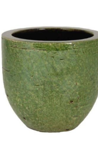 green pot 14cm