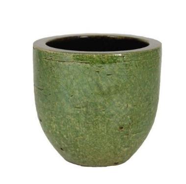 green pot 14cm-1