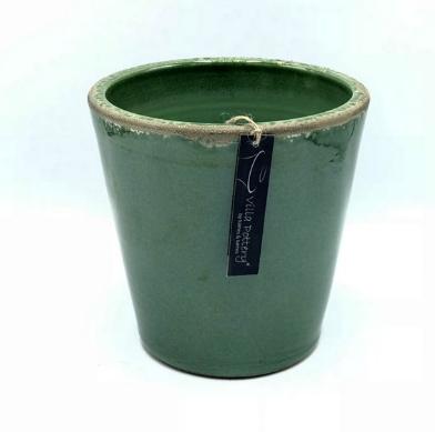 BASTOGNE 1_2 GREEN GLAZE 22X22CM-1