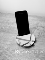 Stoere telefoon/Ipad houder