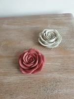 Grote liggende roos  - rood