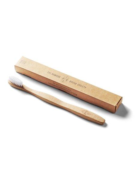Bamboo Brush Society Bamboe tandenborstel volwassenen