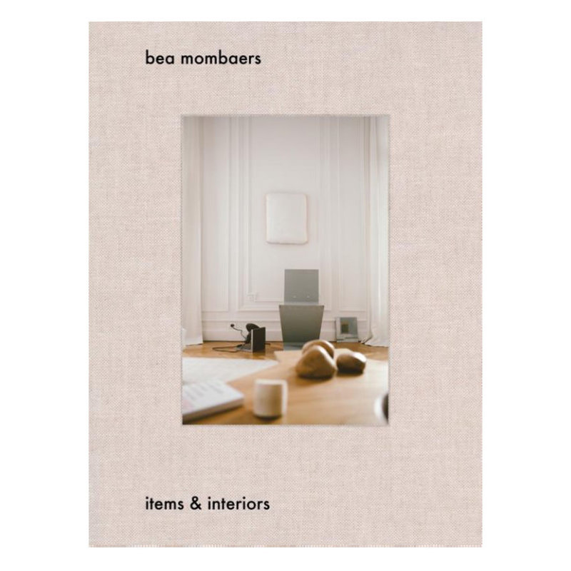 Bea Mombaers items and interiors