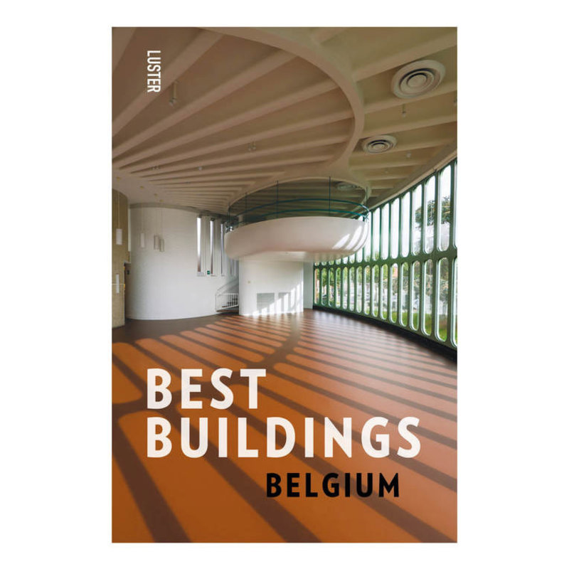 Best buildings belgium