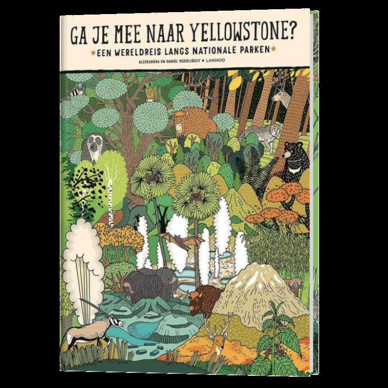 Ga je mee naar yellowstone?