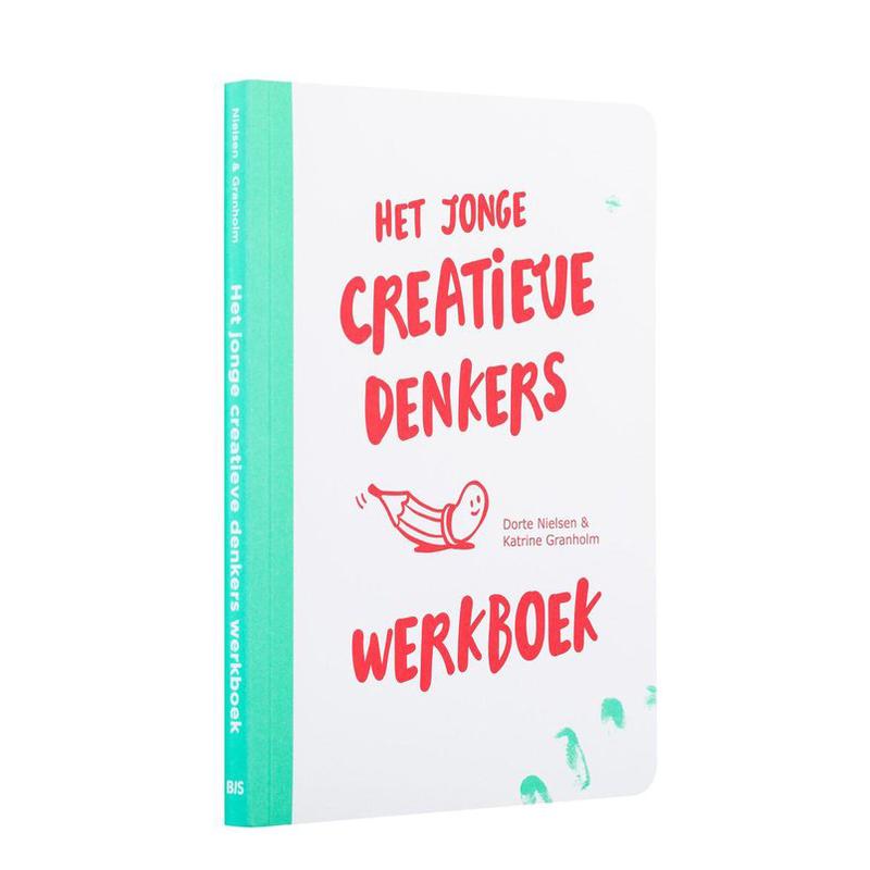 Het jonge creatieve denkers werkboek