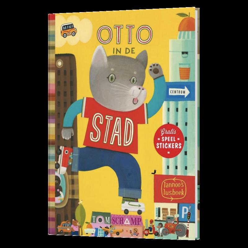 Otto in de stad