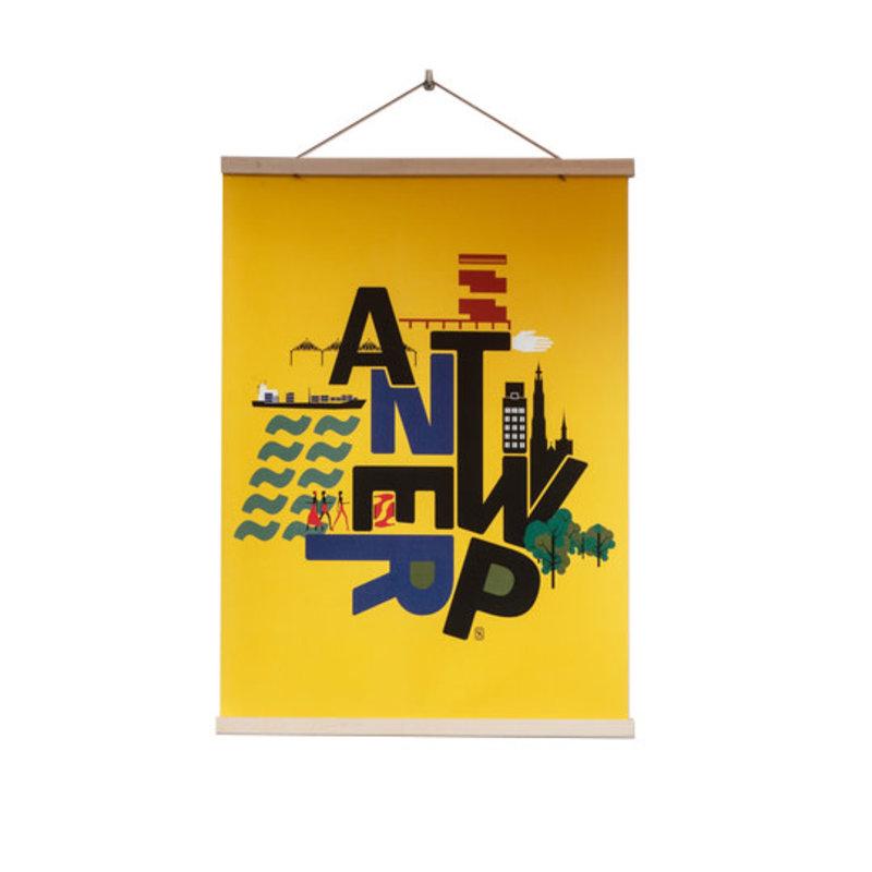Sanny Winters Poster antwerp