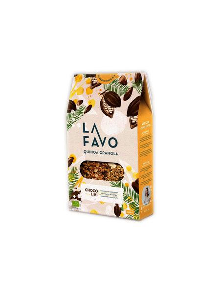 La Favo Biologische quinoa granola chocolini