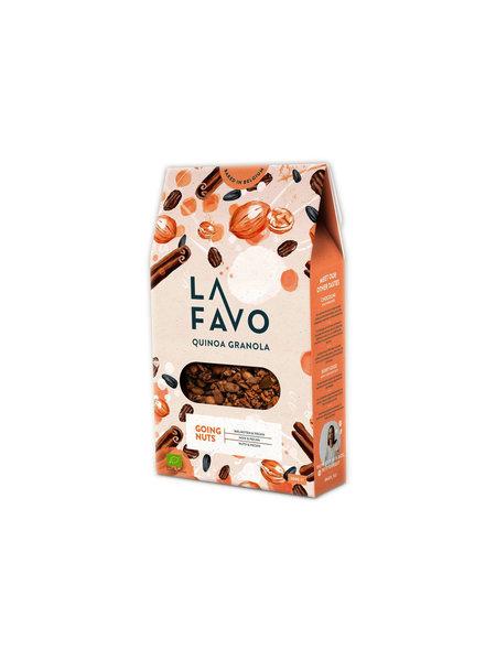 La Favo Biologische quinoa granola going nuts