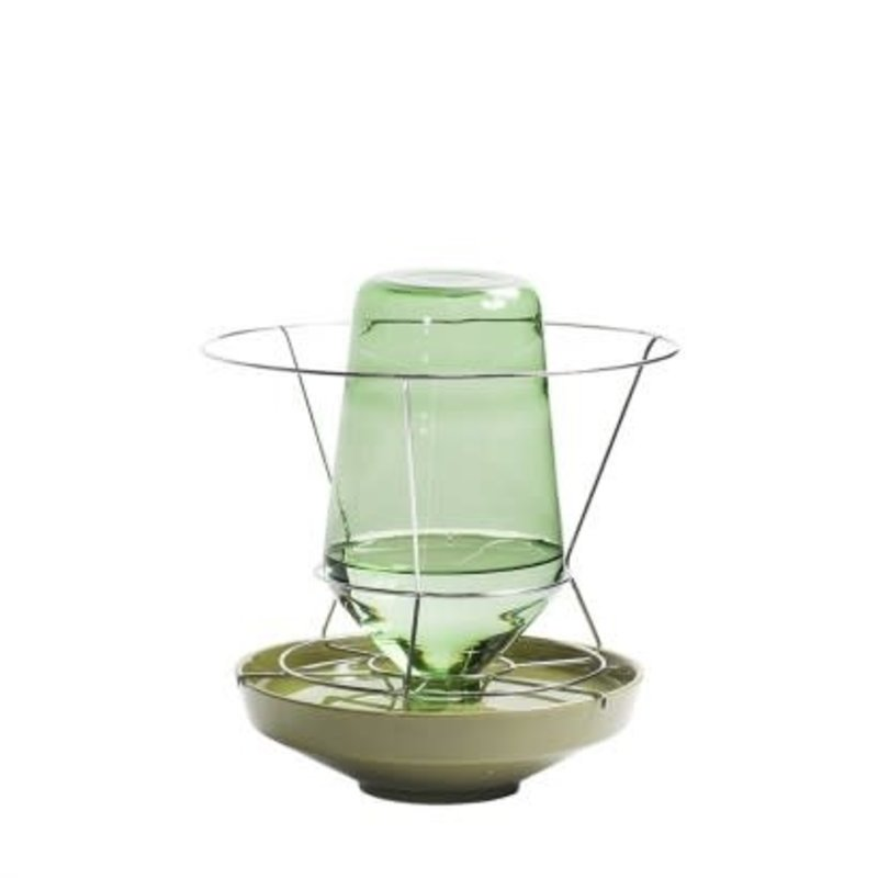 Chris Kabel Hidden vase small green