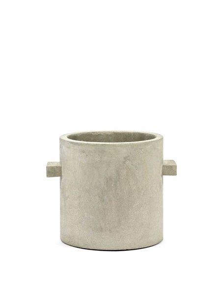 Marie Michielsen Plantpot  concrete rond d20 h20