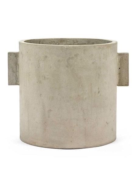 Marie Michielsen Plantpot concrete rond d30 h30