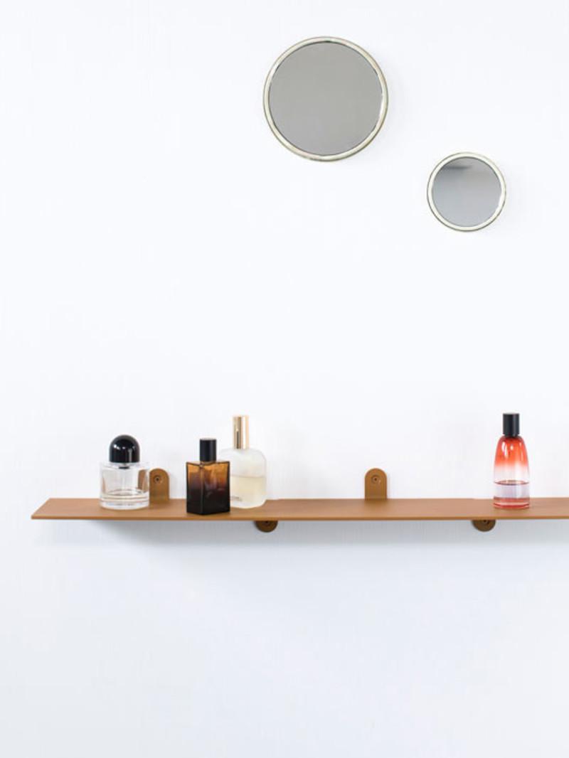 Muller Van Severen Shelf N°1 wandplank 75x15cm 5 kleuren