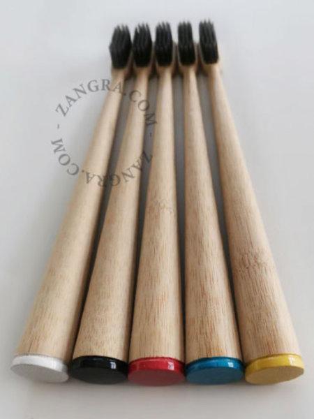 Zangra Staande tandenborstel bamboe