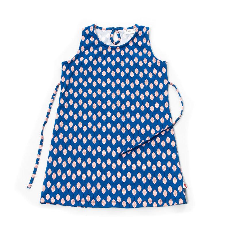 Froy&Dind Dress rosie leaf jersey cotton