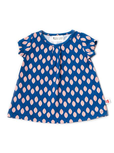 Froy&Dind Dress rosetta leaf jersey cotton