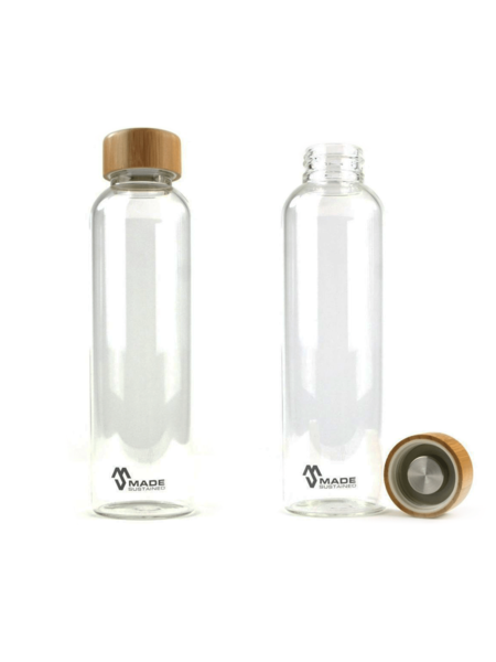 Made Sustained Knight bamboo glass 550 ml