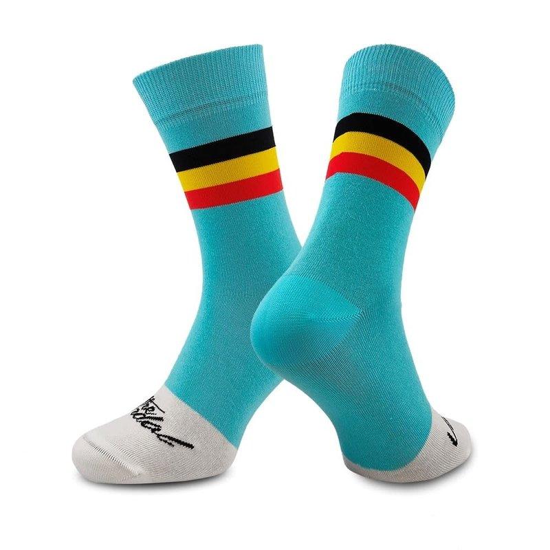 The Vandal Sokken belgian cycling