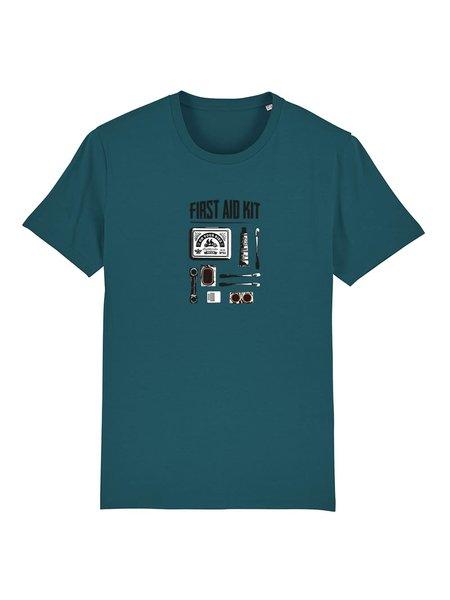 The Vandal Bio T-shirt first aid kit