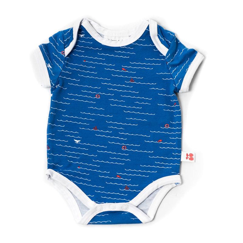 Froy&Dind Body short sleeves ocean