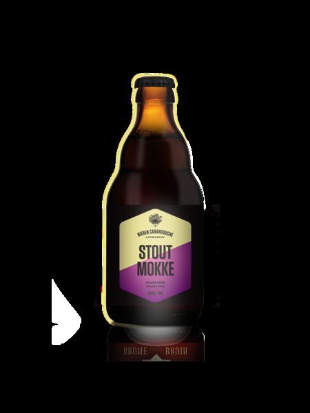 Bieren Cabardouche Stout mokke