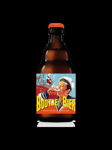 Antwerpse Brouw Compagnie Bootje bier