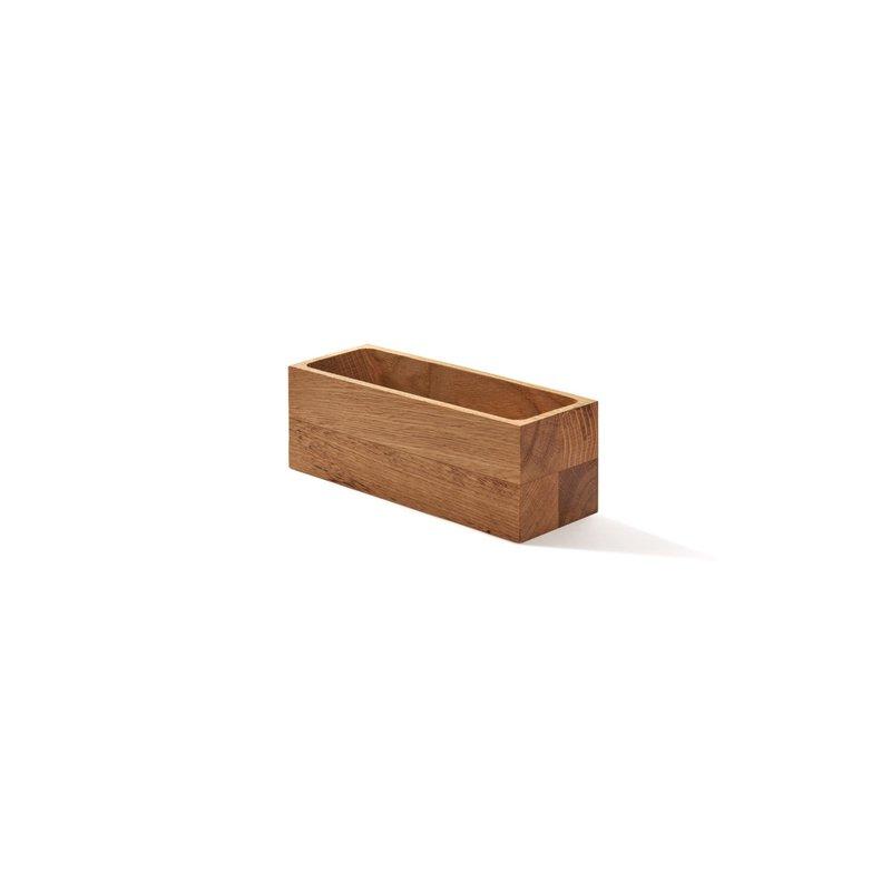 Atelier Belge Medium wooden container 4 soorten